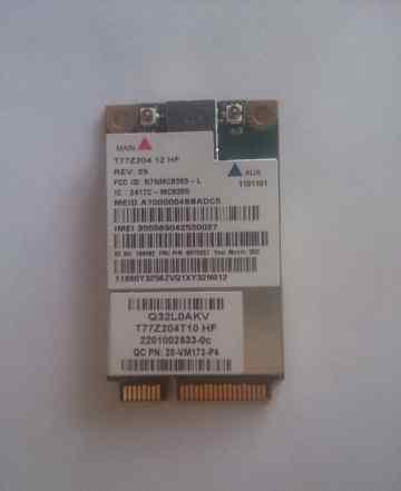 3g модем для ноутбука Sierra Wireless MC8355