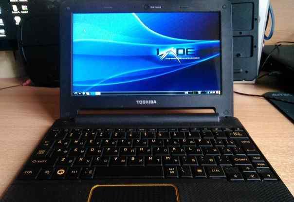 Netbook Toshiba AC100 - 116 3G