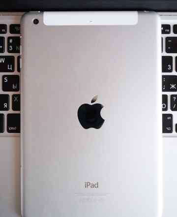 Apple iPad mini 2 Wi-Fi + Cellular 128 гб