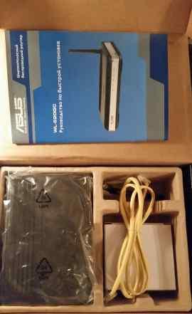 Asus WL-520GC WiFi роутер