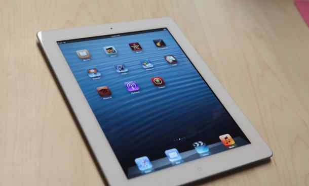 Apple iPad 4 32Gb Wi-Fi + Cellular/LTE