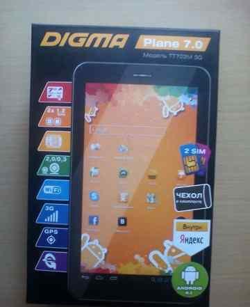 Digma Plane TT702M 3G