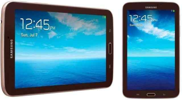 Samsung galaxy tab3 7.0 Golden Brown
