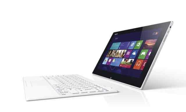 новый планшетный ноутбук Сони