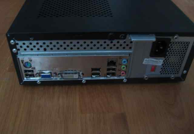 MITX (2ядра, 2Гб DDR3, 20+ 80 HDD, Win7Pro лиц.)
