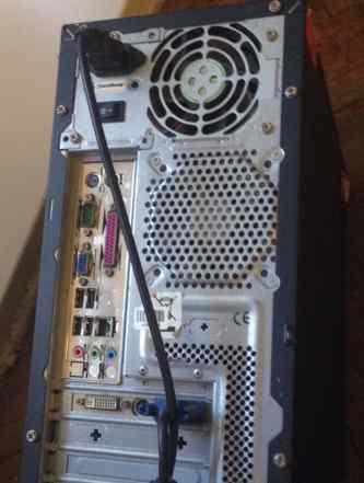 Процессор kraftway