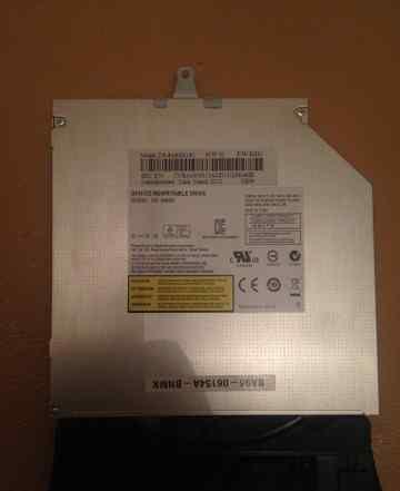 DVD-RW привод для ноутбука samsung RV 515 12.7мм