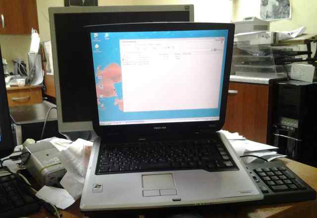 Ноутбук toshiba sa40-241