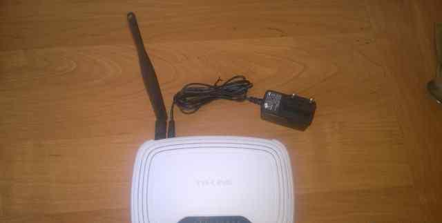 150 Мбит/с беспроводной маршрутизатор серии N
