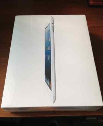 Apple iPad 4 64GB WiFi + Cellular белый новый рст