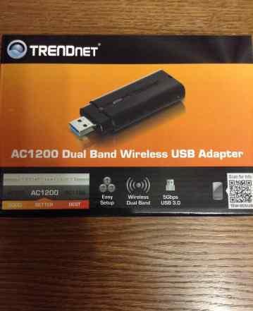 Новый Wi-Fi адаптер Trendnet TEW 805-UB