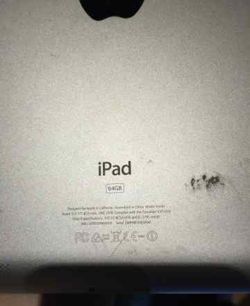 iPad 64 гб