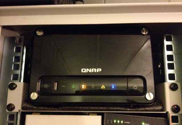 Qnap TS 209