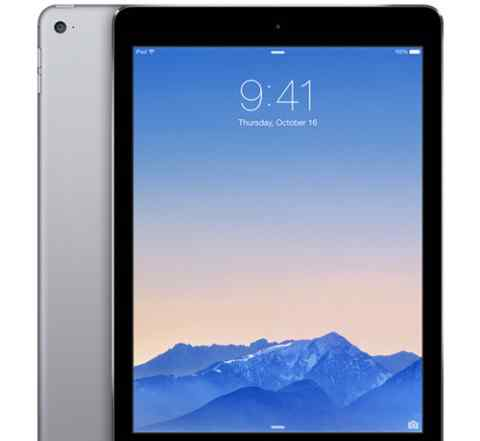Планшет Apple iPad Air 2 16Gb Wi-Fi (Space Gray)