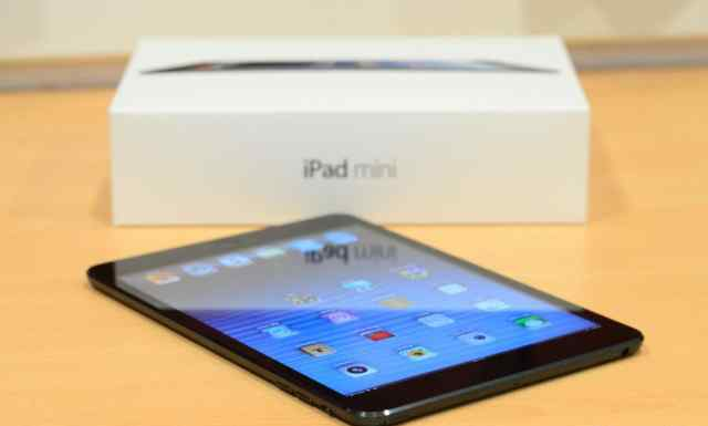 iPad mini 3 - новые планшеты за paзyмныe дeньги