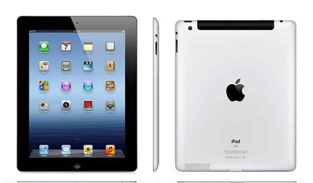 Apple iPad 3 16GB Black