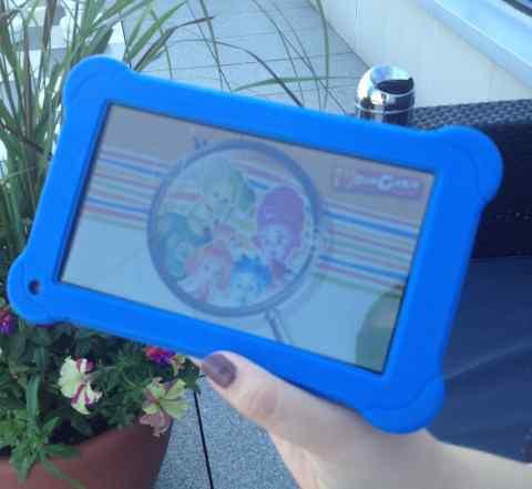 Детский планшет Фикситаб