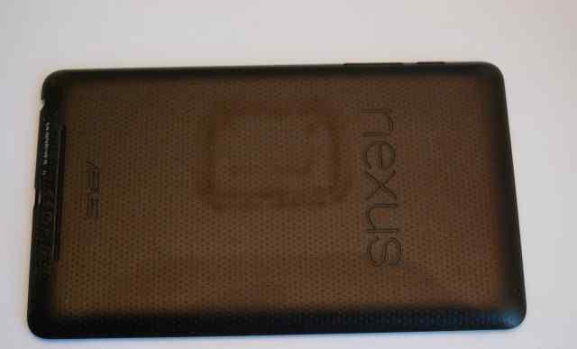Крышка задняя для Asus Nexus 7 (до 2013)