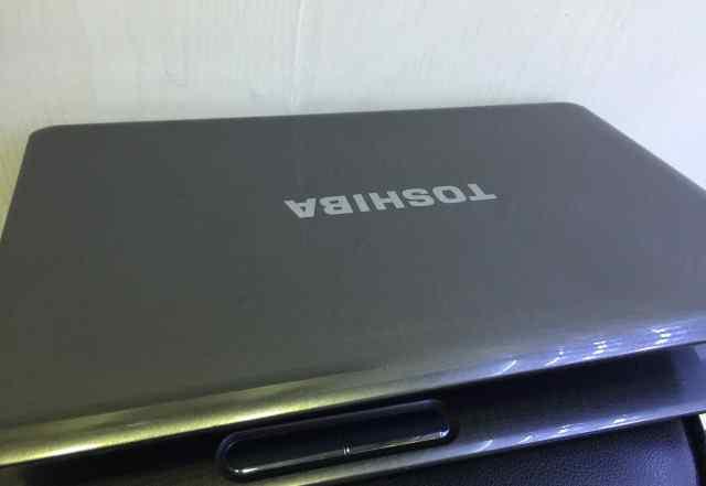 Ноутбук Тошиба 3gb/2ядра