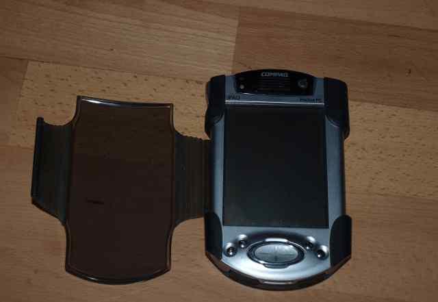 Кпк Compaq 3800 на WinCE