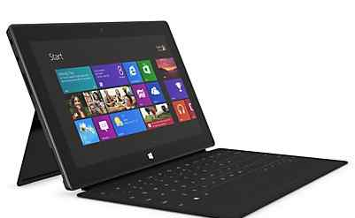 Microsoft Surface 32Gb+ клавиатура-чехол