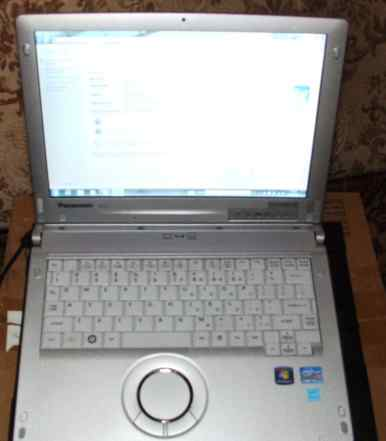 Panasonic Toughbook CF-C1 MK2