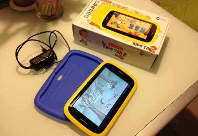 Детский планшет Qumo Kids Tab 2 (Android, 7