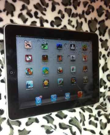 Apple iPad с 3G 16 gb оригинал с играми обмен