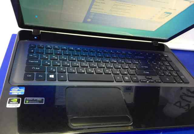 Ноутбук Acer Packardbell