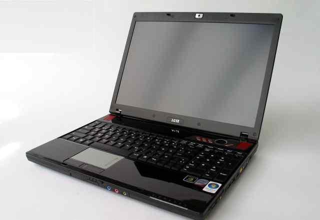 2-х ядерный ноутбук камера wi-fi