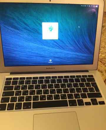 MacBook Air 13 2Гб/1.86Ghz/SSD 128Gb