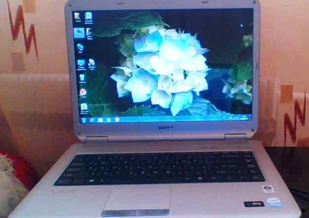 ноутбук sony model PCG-7146P