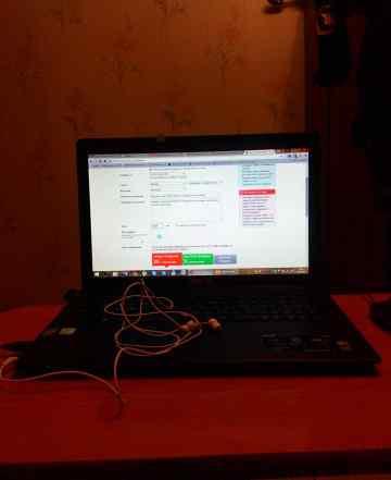 ноутбук asus X551CA в идеальном состоянии