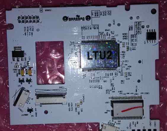 LTU2 плата привода для 16D5S 1175 c чипом MT1319L