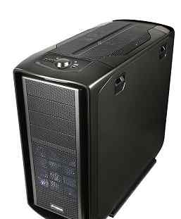 Corsair Graphite 600T CC600TM Black ATX Miditower