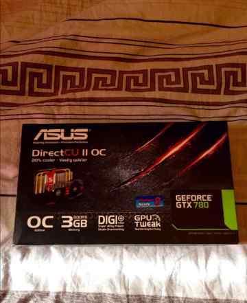 видеокарта Asus GTX780-DC2OC-3GD5