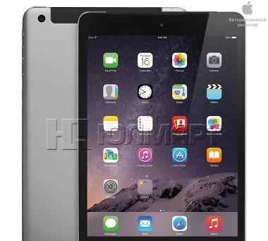 Apple iPad Air 2 Wi-Fi + Cellular 16GB Space Grey
