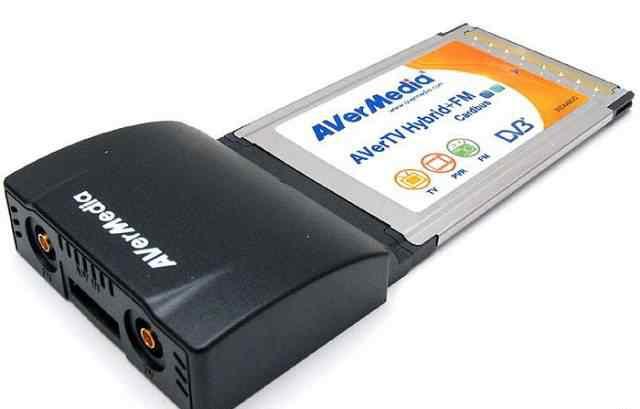 Avertv Hybrid+ FM Cardbus