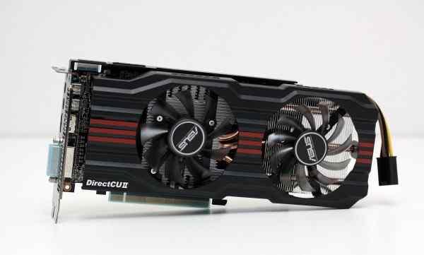Asus Radeon HD 7850 DirectCU II