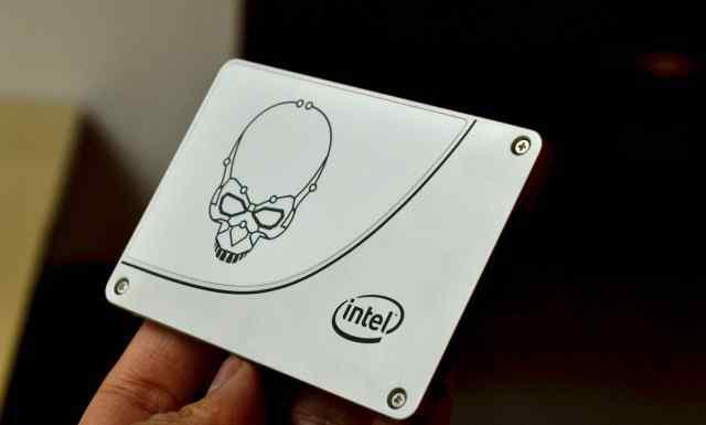 SSD intel 730-Series 480Gb новый с проверкой