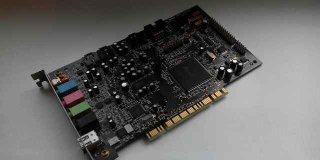 Creative Sound Blaster Audigy PCI Sound Card SB009