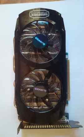 видеокарту PCI-E 2.0 gigabyte GV-N560OC-1GI