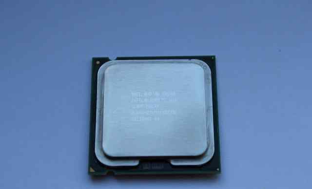 Процессор Intel Core 2 Duo E8200