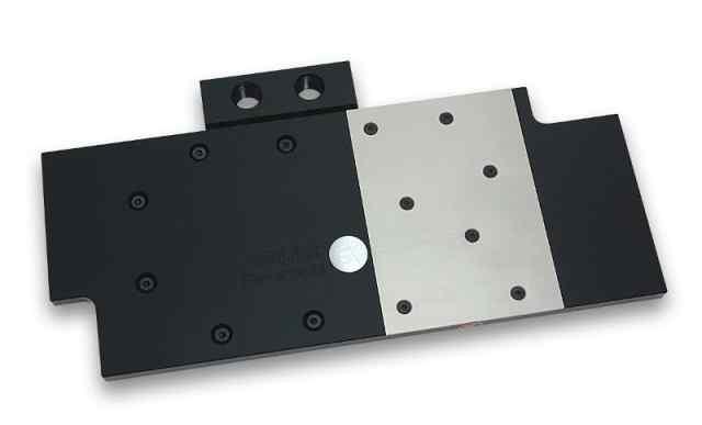 EK-FC780 GTX Ti dcii+ Backplate водоблок