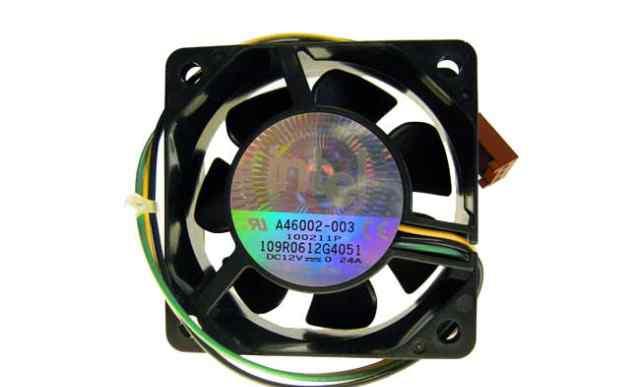 Вентилятор Intel Original 12V 60x60mm 3pin