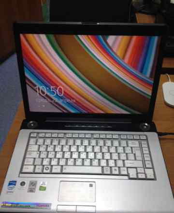 Toshiba Satellite F200 (2007)
