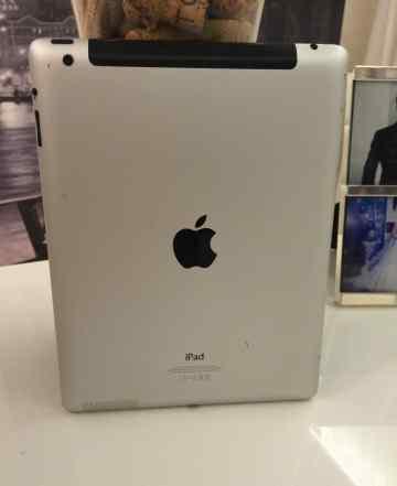 iPad 4 with retina Wi-Fi + Cellular 16gb