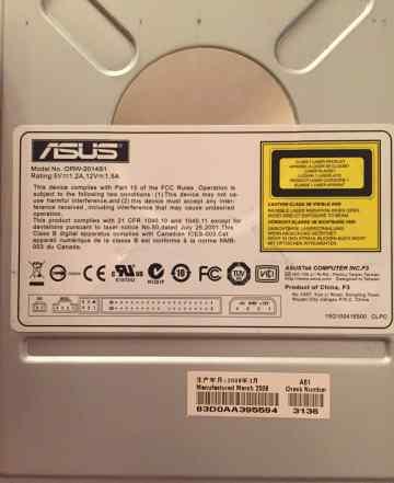 DVD - привод Asus