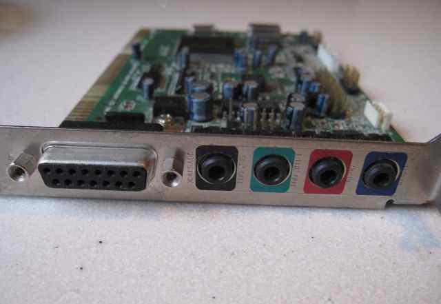 Creative Labs CT2970 SoundBlaster 16 ISA