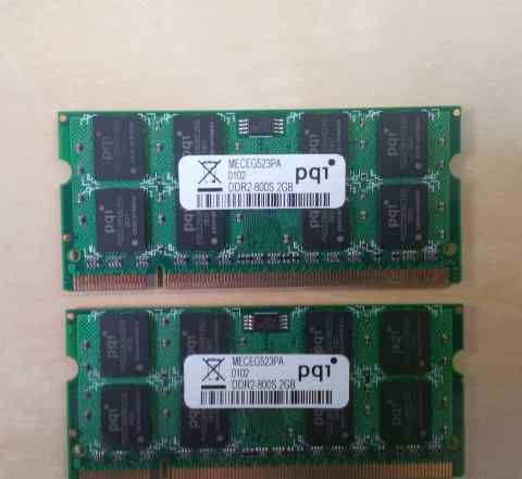 Оперативная память - PGI meceg523PA (2GB)